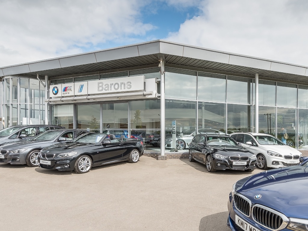 Find Local Barons  Chandlers BMW Dealerships  Service Centres