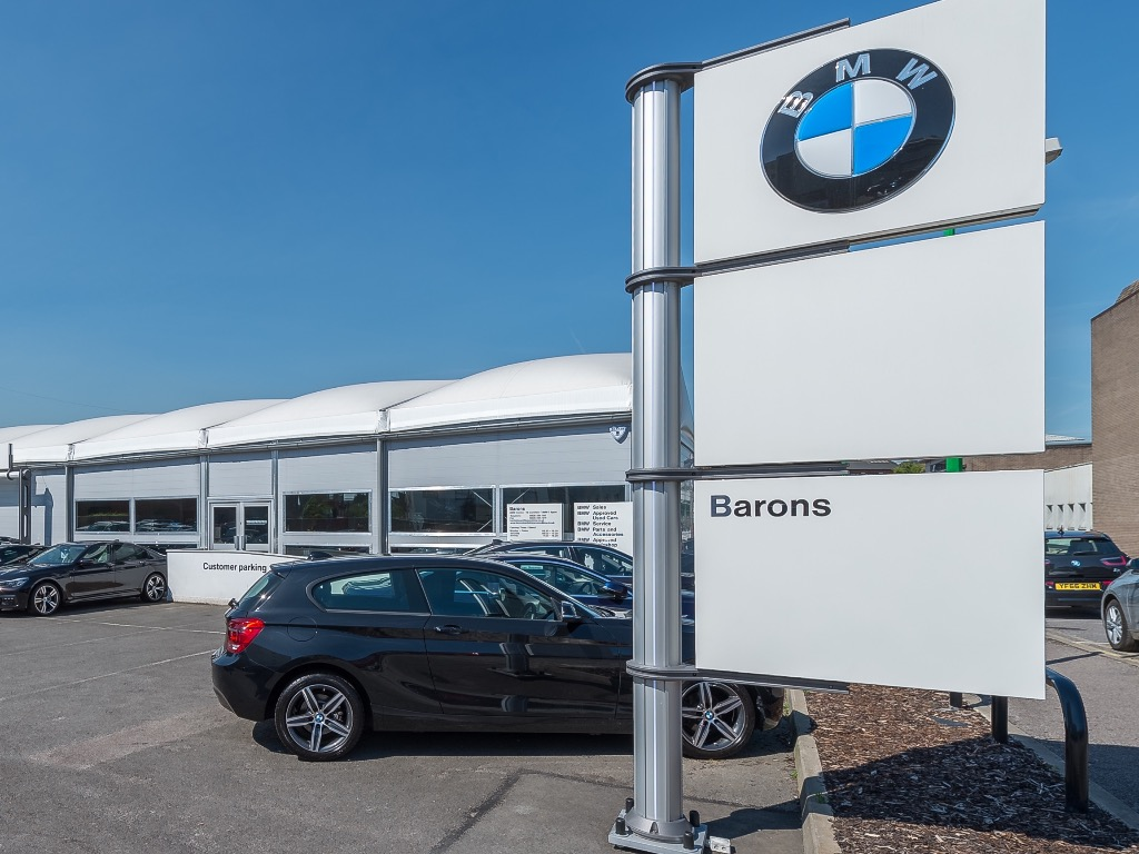 Barons Kentish Town BMW  New  Used BMW Dealership in London
