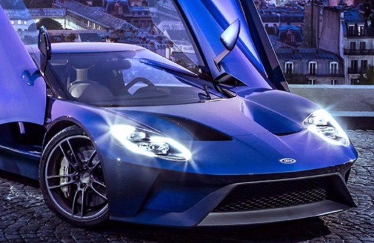 Updates on the 2017 Ford GT