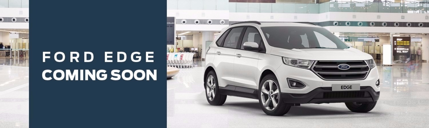 The new Ford Edge Vignale: The Latest News
