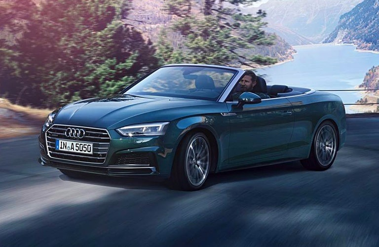 All-new Audi A5 Cabriolet