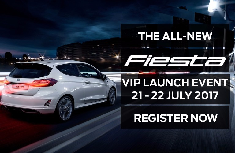 The All New Fiesta - VIP Launch Event