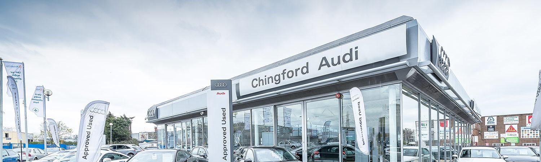 Chingford Audi New Used Audi Dealership Chingford Essex - Audi car dealership