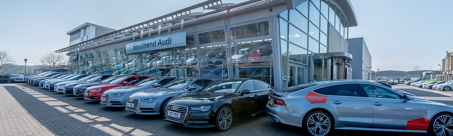 Southend Audi New Used Audi Dealership In Rayleigh Weir Essex - Audi car from
