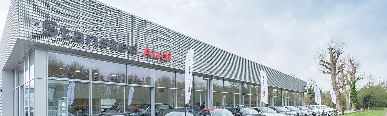 Stansted Audi New Used Audi Dealership In Bishop Stortford - Audi car dealership