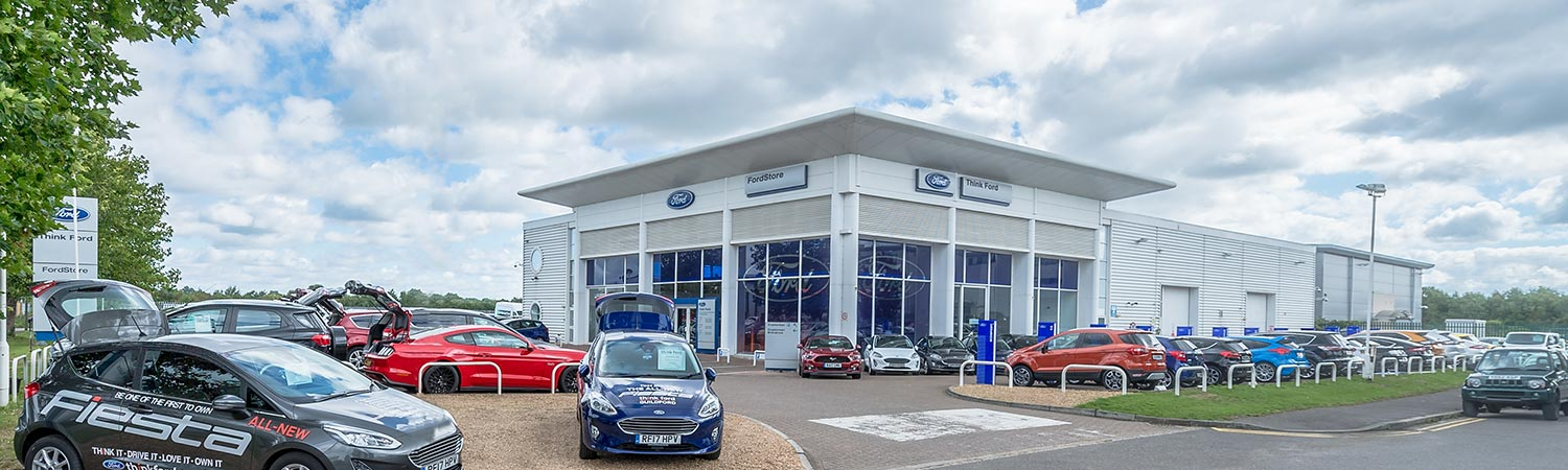 Ford Dealer In Guildford Surrey Contact Us Think Ford