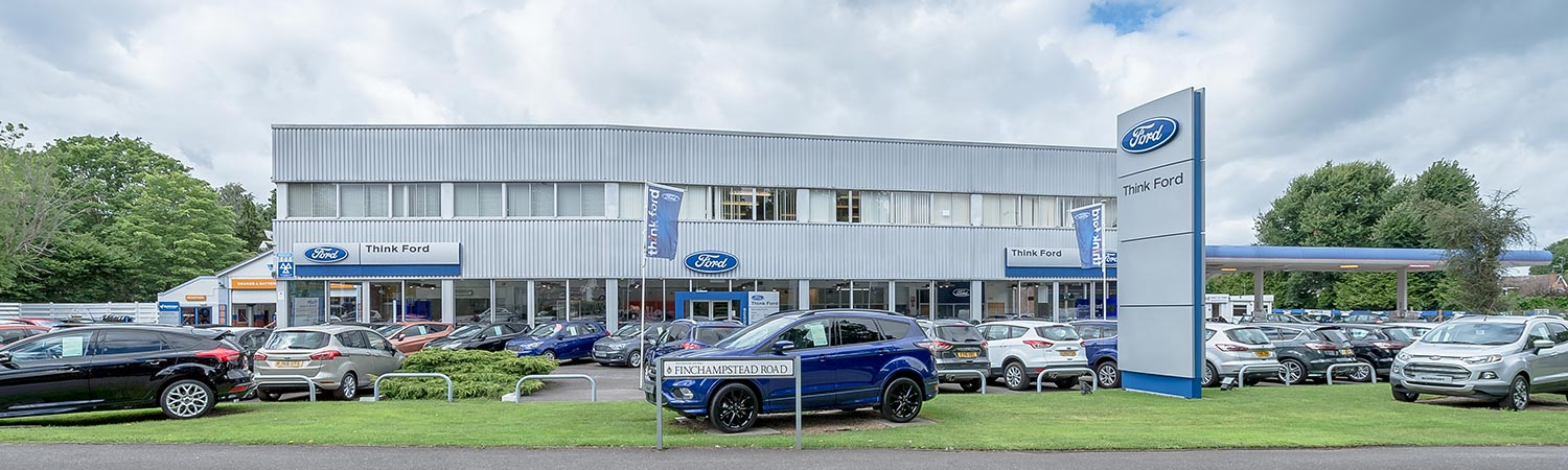 Ford Dealer In Wokingham Berkshire Contact Us Think Ford
