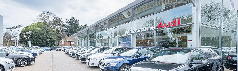 Whetstone Audi   New & Used Audi Dealership in North London