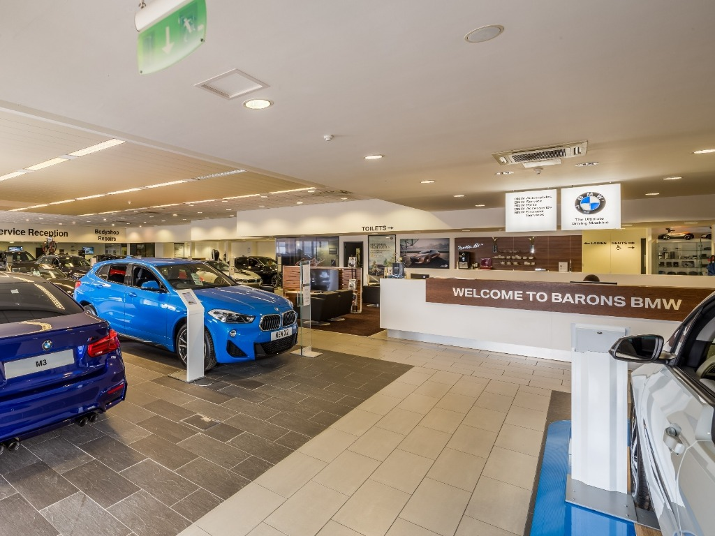 Barons BMW Stansted