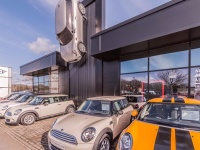 Chandlers MINI Hailsham