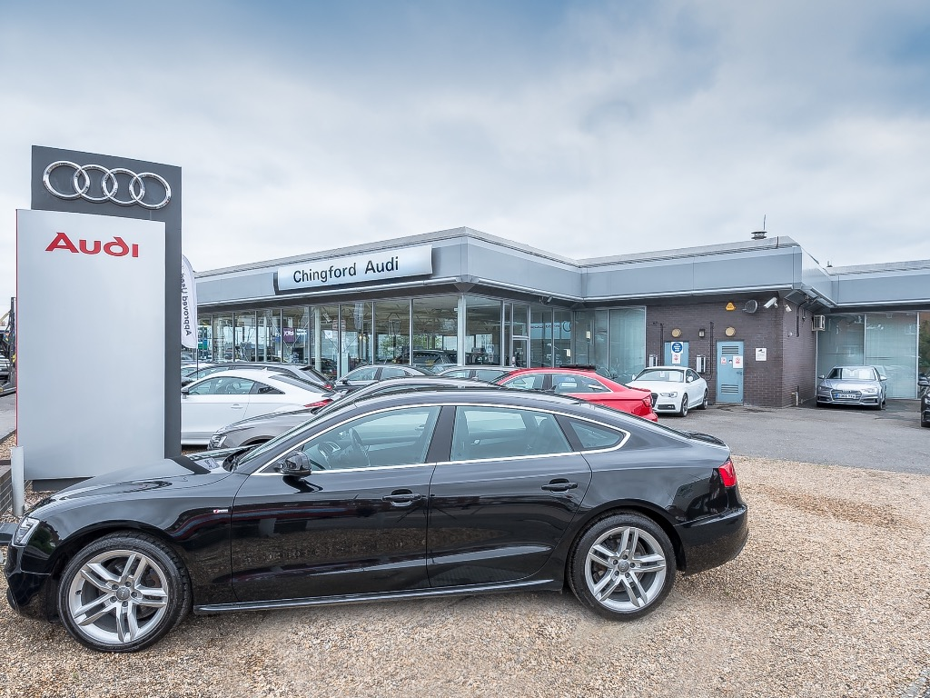 Chingford Audi | New & Used Audi Dealership Chingford, Es