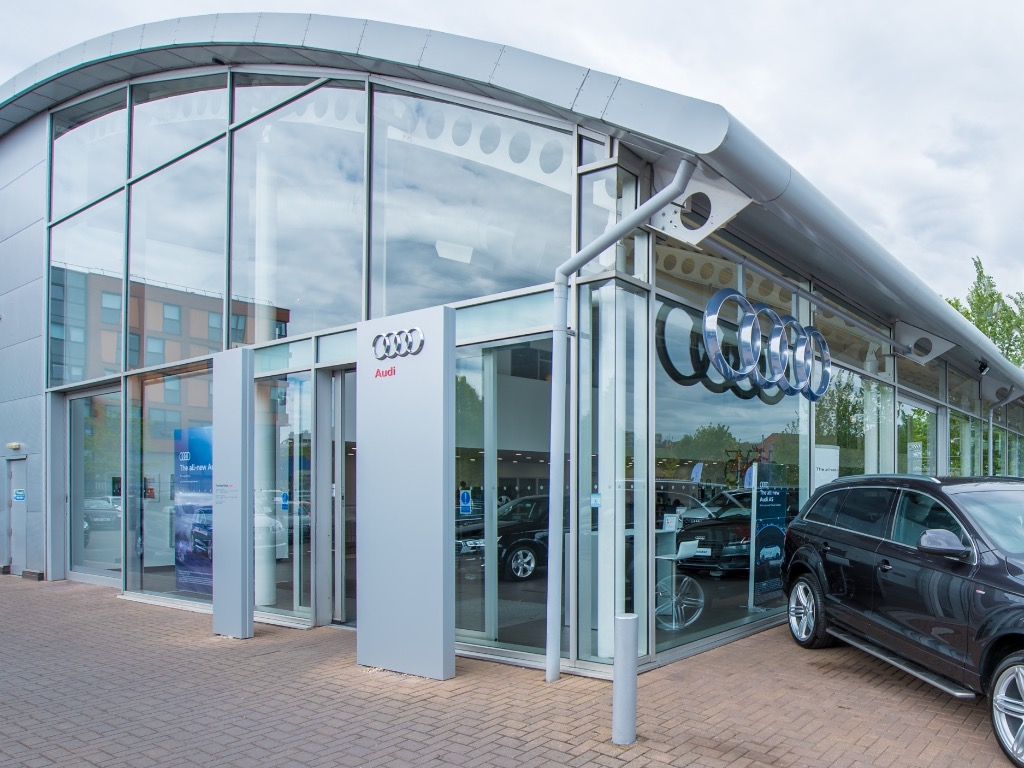 Finchley Road Audi