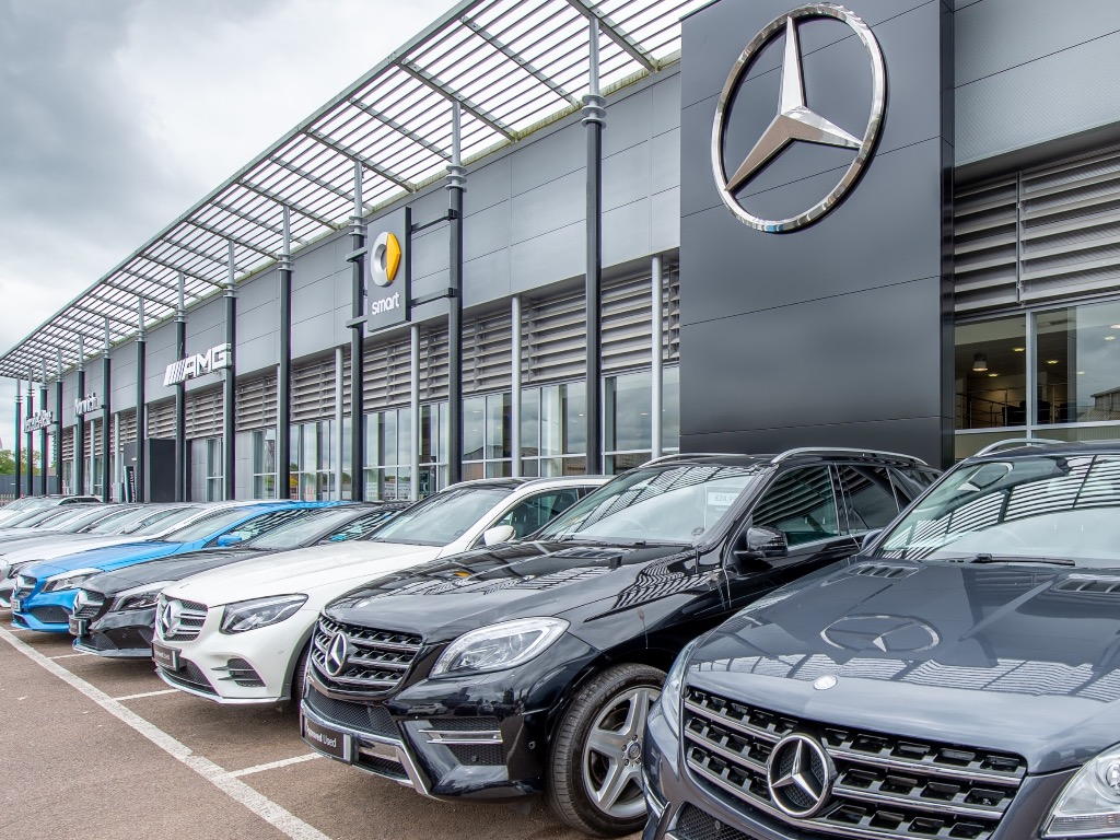 Contact Mercedes Benz In Norwich Barons Mercedes Benz