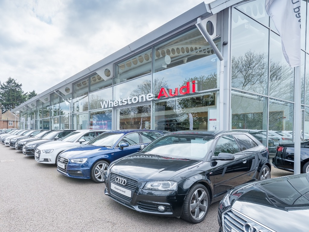 Find Local M25 & Es Audi Dealerships & Service Centres