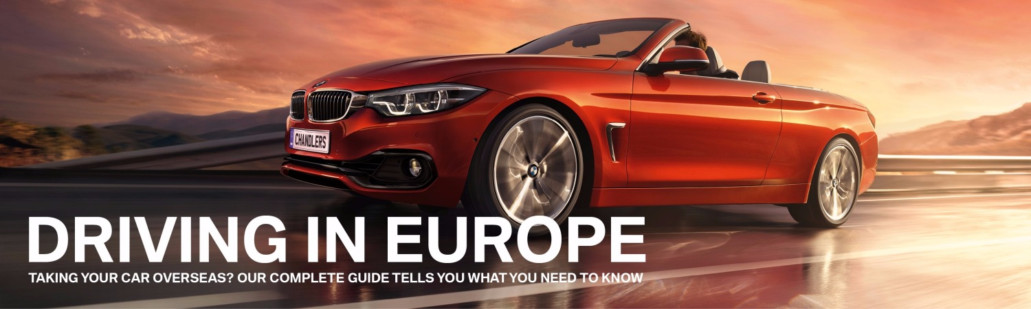 Our Guide To Driving In Europe Bmw