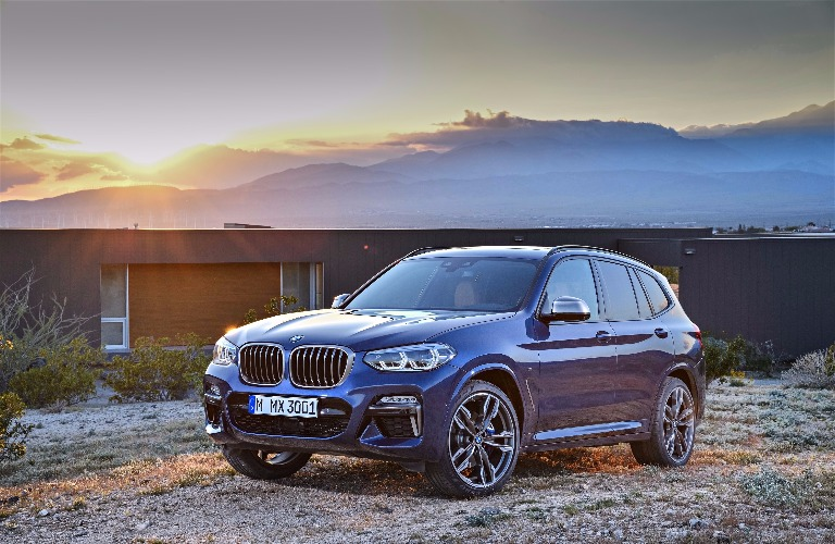 THE NEW BMW X3.