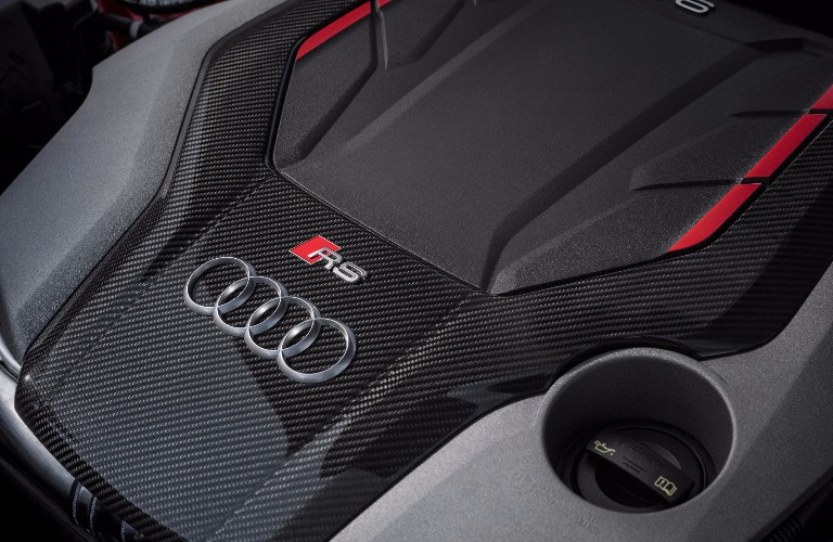 New Audi Sport Carbon Editions