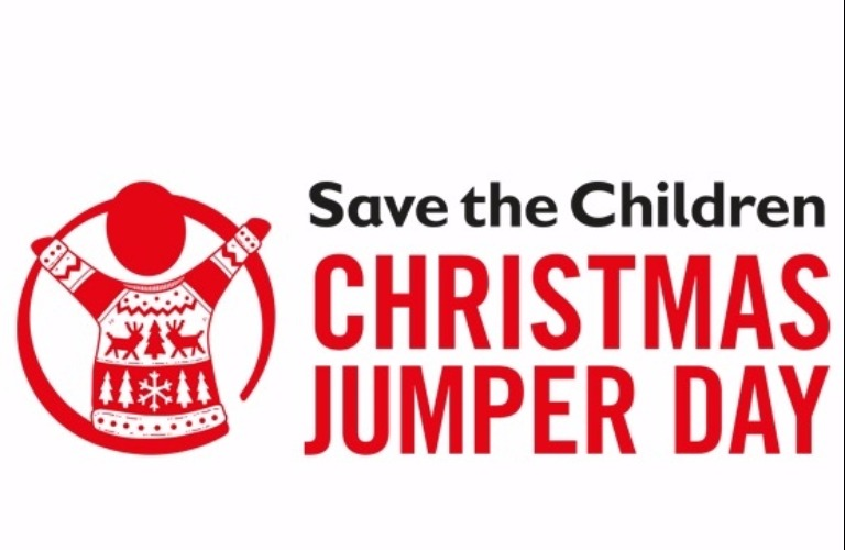 Think Ford are supporting Save the Children's 'Christmas Jumper Day'