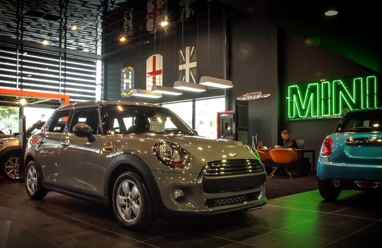 Our MINI Makeover at Barons Farnborough
