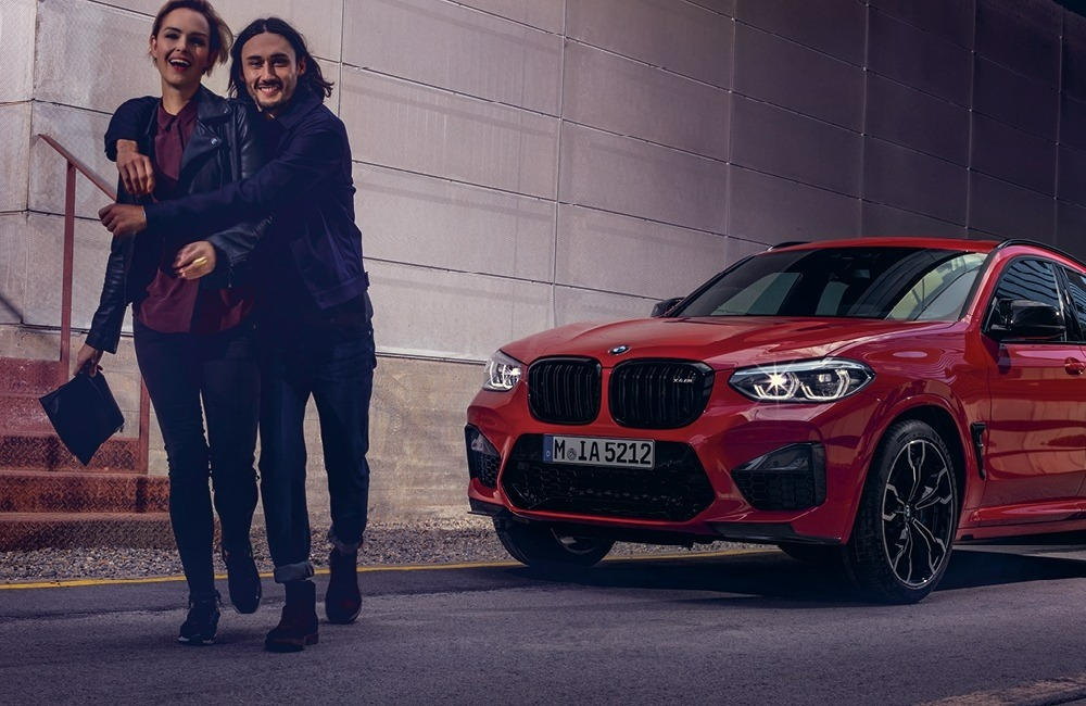 BMW Pay Monthly Service Plan